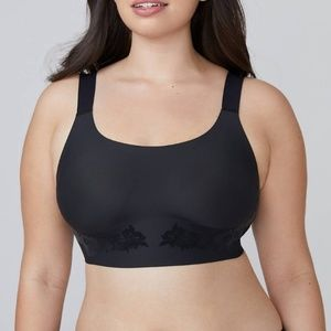 Next to Naked unlined maximum support bra